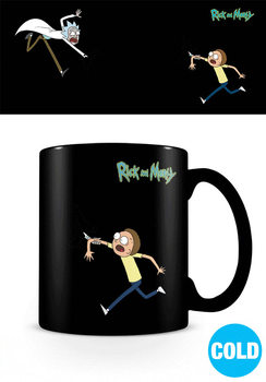 Rick and Morty - Portals Skodelica