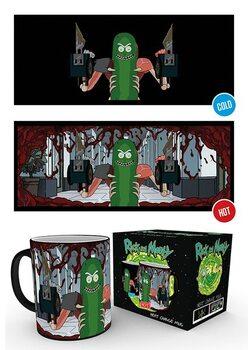 Rick & Morty - Pickle Rick Skodelica