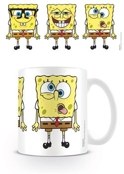 Spongebob - Faces Skodelica