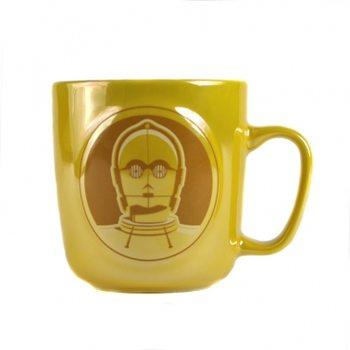 Star Wars - C3PO Skodelica
