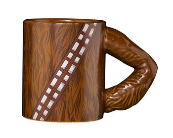 Skodelica Star Wars - Chewbacca