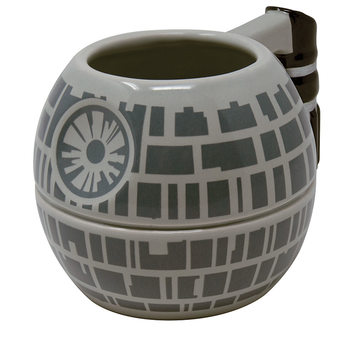 Star Wars - Death Star Skodelica