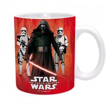 Star Wars - Kylo Ren & Troopers Skodelica
