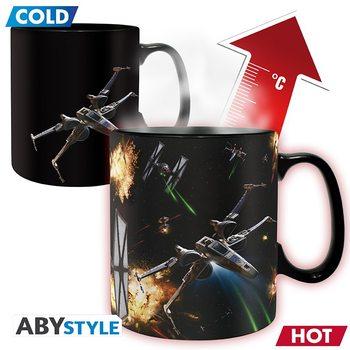 Skodelica Star Wars - Space Battle