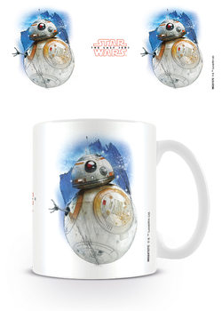 Star Wars The Last Jedi - BB-8 Brushstroke Skodelica