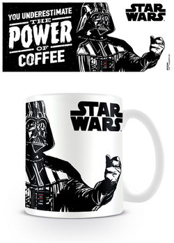 Star Wars - The Power Of Coffee Skodelica