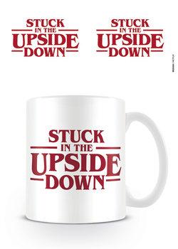 Stranger Things - Stuck In The Upside Down Skodelica