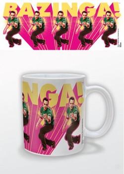 The Big Bang Theory - Pink Vrč