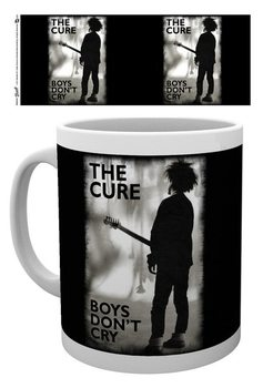 The Cure - Boys Don't Cry (Bravado) Skodelica