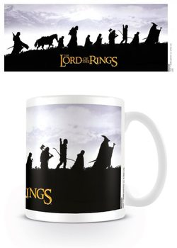 The Lord of the Rings - Fellowship Skodelica