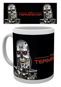 The Terminator - Endoskeleton Vrč