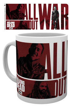 The Walking Dead - All Out War Skodelica