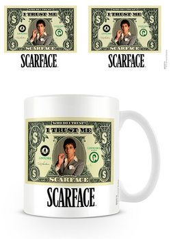 Zjizvená tvář - Dollar Bill Skodelica