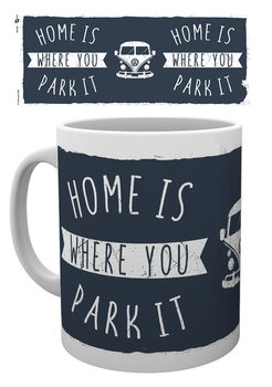 Tasse VW Camper - Home