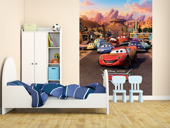 Cars - Characters Poster Mural