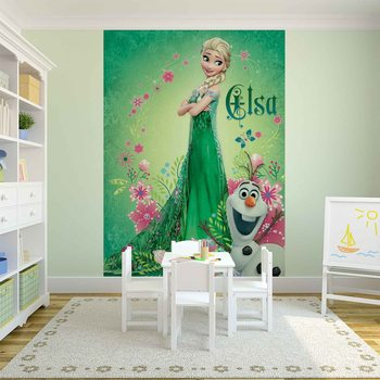 Disney Reines de Neige Poster Mural