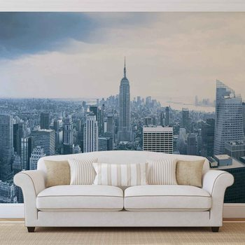 New York City Empire State Building Poster Mural