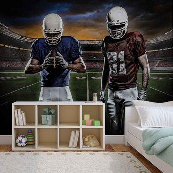 Stade de Football Américain Poster Mural