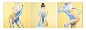 Wandbilder Body of a woman