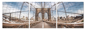 Wandbilder Brooklyn bridge
