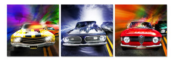 Wandbilder Cars