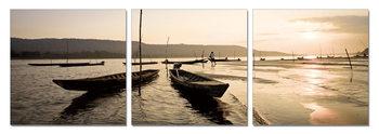 Wandbilder Fishing Area