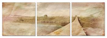 Wandbilder  Long path