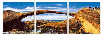 Wandbilder Rocky arch