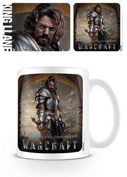 Hrnčeky Warcraft: Prvý stret - King Llane