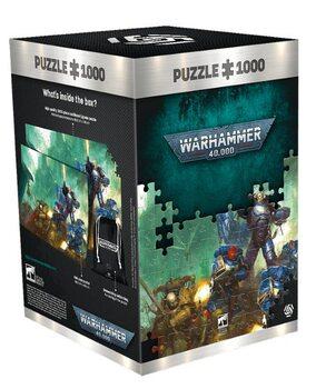 Puzzle Warhammer 40k - Space Marine