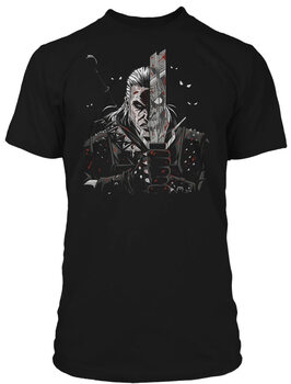 T-shirt Wiedźmin 3: Dziki Gon (The Witcher) - High Toxicity Level