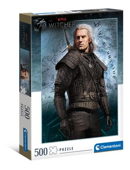 Puzzle Wiedźmin (The Witcher)