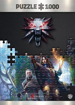 Puzzle Wiedźmin (The Witcher) - Yennefer