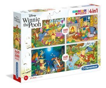Puzzle Winnie Puuh - Frame