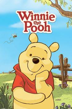 Winnie the Pooh - Pooh - плакат (poster)