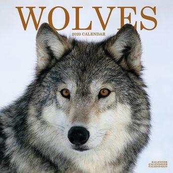 Ημερολόγιο 2020  Wolves
