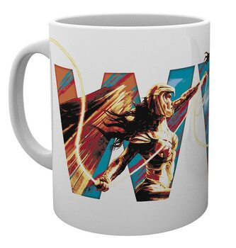 Tazza Wonder Woman 1984 - Battle