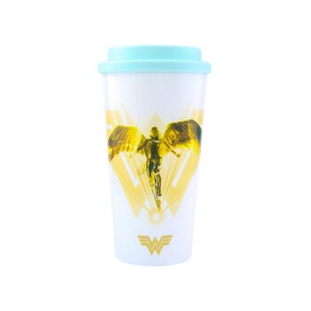 To-go-Becher Wonder Woman 1984 - Logo