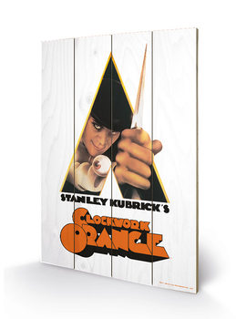 Obraz na dřevě A Clockwork Orange - Dagger