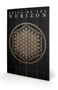 Obraz na dřevě  Bring Me The Horizon - Sempiternal