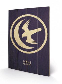 Obraz na dřevě  Hra o Trůny - Game of Thrones - Arryn