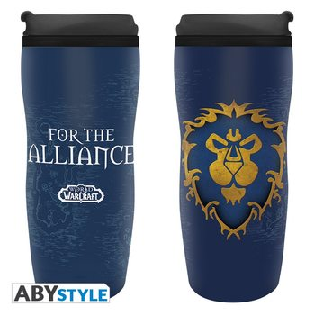 Taza De Viaje World Of Warcraft - Alliance