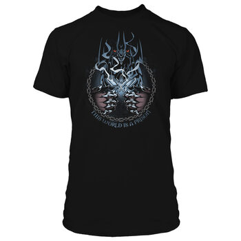 T-Shirt World of Warcraft: Shadowlands - This World is a Prison