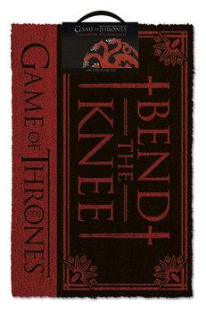 Wycieraczka Gra o tron - Bend the knee