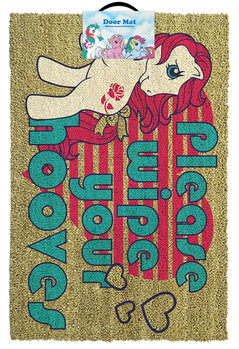 Wycieraczka  My Little Pony Retro - Please Wipe Your Hooves