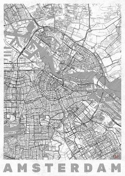 Карта Amsterdam
