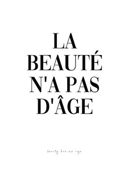 Ілюстрація Beauty has no age