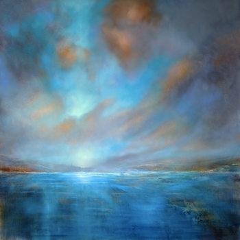 Ілюстрація Blue wideness