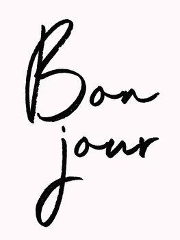 Ілюстрація bonjour