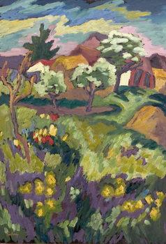 Garden of my Childhood, 2005 Картина